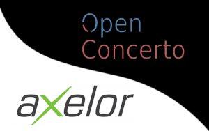 Logo Axelor et Open Concerto