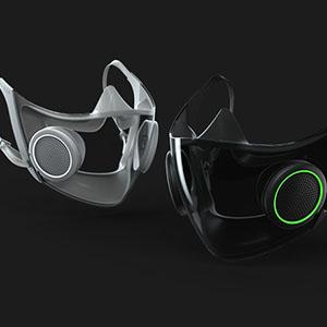 Masque anticovid gamers Hazel de Razer - It-revue