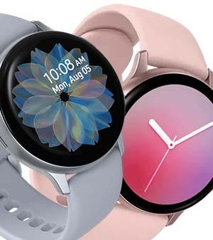 Montre connectée Samsung Galaxy Watch Active 2 femme - It-revue