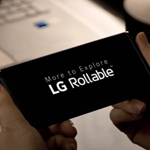 Smartphone LG Rollable - It-revue